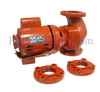 Bell Gossett 102218 2-12 14hp 115v Cast Iron Circulator