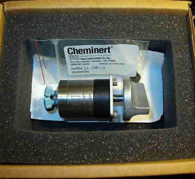Unused Valco C4 Cheminert Micro Hplc Injector For Minicolumns Etc.