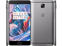 OnePlus 3 64GB Gunmetal Grey (Unlocked)