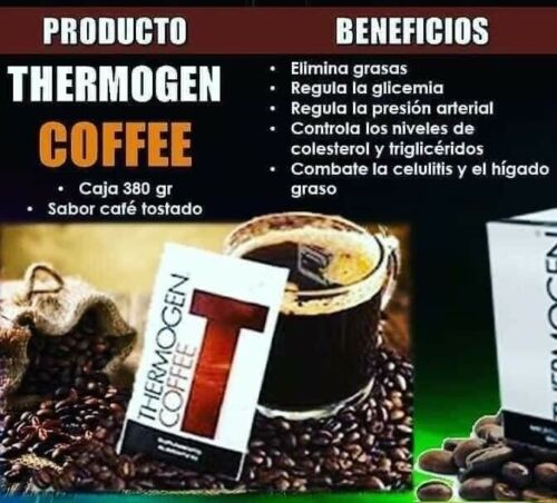 THERMOGEN COFFE OMNILIFE 30 PACKS ✅✅FREE SHIPPING ✅✅ 1