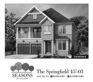 3442 Sqft Detached House In Caledon Looking For Assignment