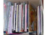 JOBLOT OF RECORDS. AROUND 80 LP'S. MOSTLY IN VG CONDITION £100 OVNO