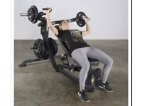 Powertec Leverage gym new model isolateral Arms home gym