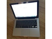 Apple MacBook Pro 13 inch Wonderful Laptop, CASH ONLY, NO PAYPAL