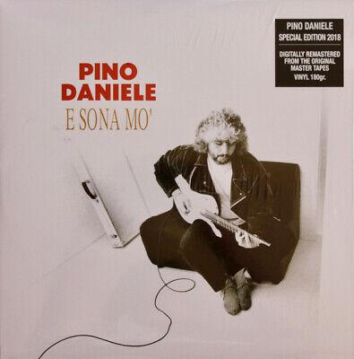 PINO DANIELE - E Sona Mo' (New 180 gram Double LP)
