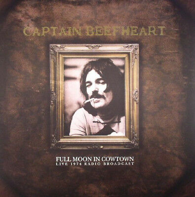2014 12 Track 2 X Vinyl LP CAPTAIN BEEFHEART Full Moon In Cowtown  MINT / SEALED