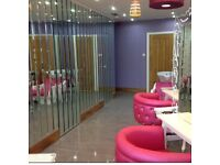 Hairdressing / make up chairs to rent