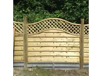 Brand new fencing