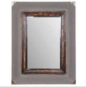 Two(1 sold) brand new gorgeous grey reclaimed wood wall mirrors Edmonton Edmonton Area image 1