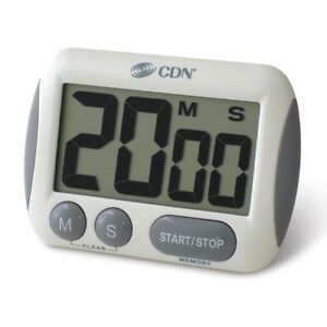 CDN-TM15-Digital-Cooking-Timer-EXTRA-LARGE-DIGITS-Magnetic-Stand-Or-Loop