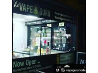 VAPE SHOP NORBURY NOW RECRUITING - Required Vape Experience or a Keen Vaper!