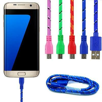 Micro USB 3M 10FT Data Cable Data Sync Cable Charger For Samsung Galaxy S7 edge