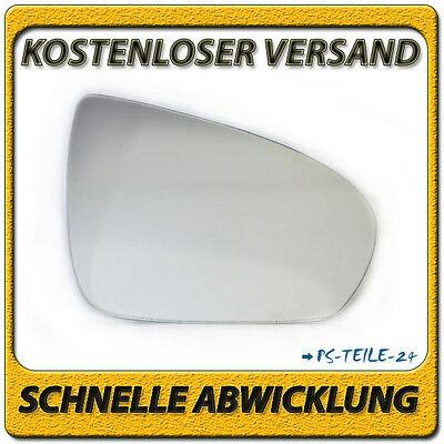 Gebraucht, spiegelglas für MERCEDES SLK R171 Facelift 08-11 rechts sphärisch außenspiegel gebraucht kaufen  Grießen