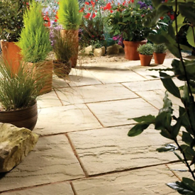 Cotswold Stone Slabs Paving °Bargain°
