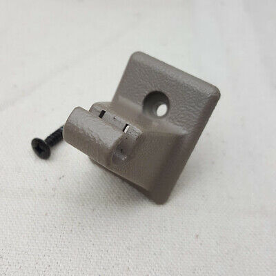 1992-1999 Chevy Suburban Tahoe Sun Visor Sunvisor Clip Single (1) Neutral