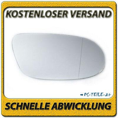 Spiegelglas für MERCEDES CLK W209 2003-2009 rechts asphärisch