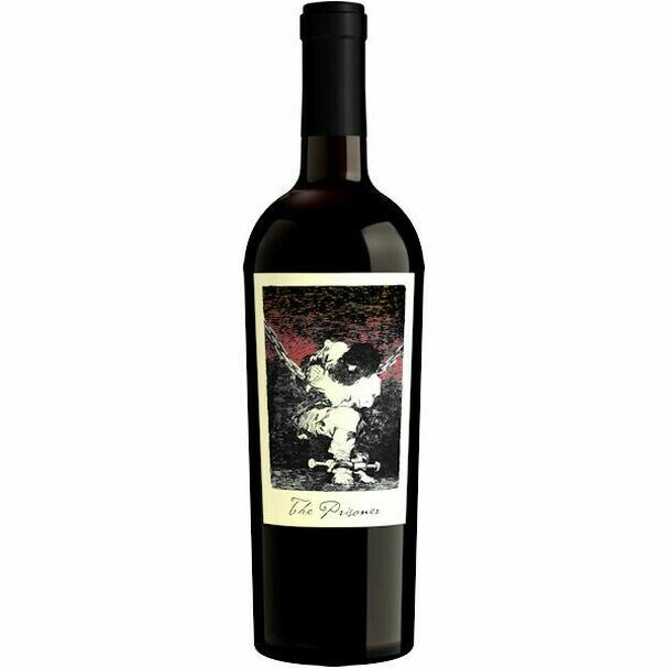 Prisoner Wine Company The Prisoner Red Blend***2 Bottles***750 ML