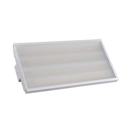 Halco 99649 15140 Lumens 111W 5000K 120-277V White LED Linear High Bay Fixture