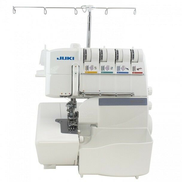 JUKI MO-735 MO 735 2/3/4/5 Thread Overlock Serger Sewing Mac