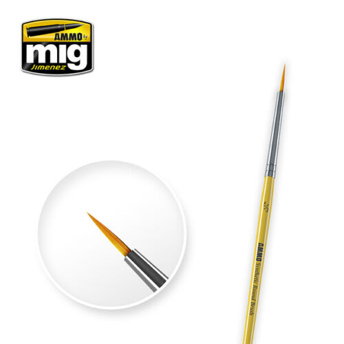 AMMO by MIG Brushes - Synthetic Brushes