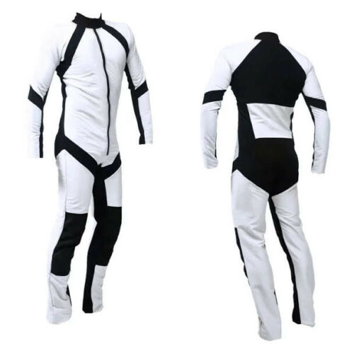 Skydiving Suit durable and comfortable White Craft