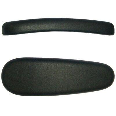 Office Chair Gel-foam Arm Pads Soft Durable Armrest Cushion Replacement 2 Pc Set