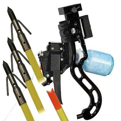 AMS Bowfishing Crossbow Kit Right Hand 610RX Retriever Pro Bolts X Mount #21470