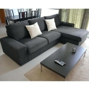 IKEA Kivik Sofa With Chaise