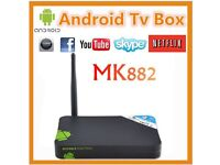 NEW MK822 ANDROID SMART TV MINI PC MEDIA PLAYER A9 QUAD-CORE XBMC