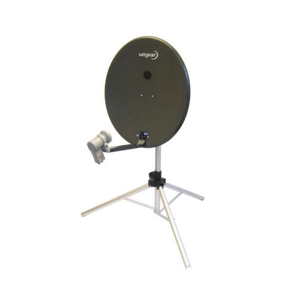 Satgear 65-cm Portable Dish