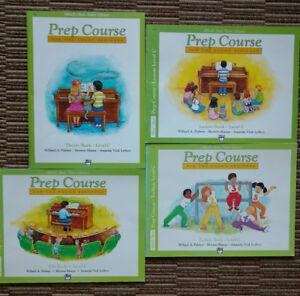 Alfred's Basic Piano Book Sets