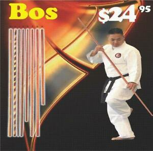 WOODEN BOS, 4 FEET, 5 FEET, 6 FEET, OAK, BAMBOO, HARDWOOD,COMPETITION, BEST PRICE ON NET,(905) 364-0440 WWW.FIGHTPR.CA