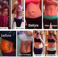 Have you tried that crazy wrap thing yet?!