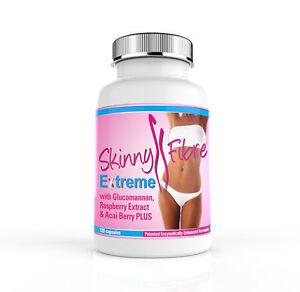 2-X-Flaco-fibra-EXTREME-FIBRA-Perdida-De-Peso-Dieta-Adelgazante