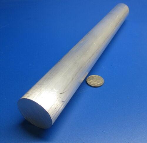 "2011 Aluminum Rod 1 3/8"" (1.375"")  x 1 Ft Length"