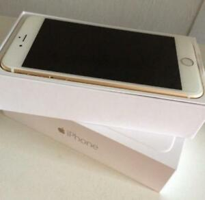 APPLE IPHONE 6 128GB GOLD  MINT CONDITION FACTORY UNLOCK