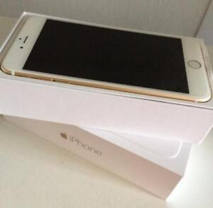 APPLE IPHONE 6 64GB SILVER/GOLD MINT CONDITION