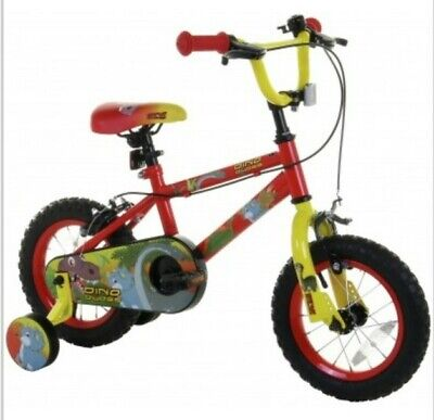 12 Inch Boys - Dino Dudes Bike