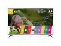 (As New) LG 49UF640V 49 inch 4K 2160p Ultra HD UHD Smart TV with Wi-Fi