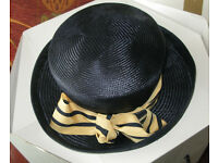 J Taylor hat for special occasions
