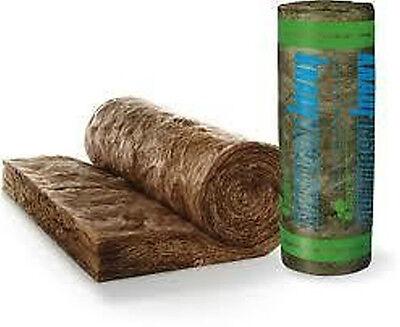 Klemmfilz 12,24 qm Knauf 60mm Dachboden Dämmung Glaswolle Mineralwolle Dämmwolle