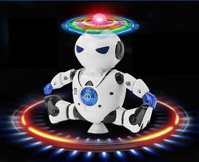 Toys For Boys Toddler 2 3 4 5 6 7 8 9 Year Old Age Dancing Robot Singing Toy