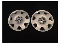 "VW Polo 15"" hub caps"