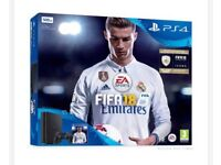 *SEALED* Brand New PlayStation 4 with FIFA 18
