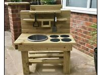 LOOK MUD KITCHENS ONLY £99