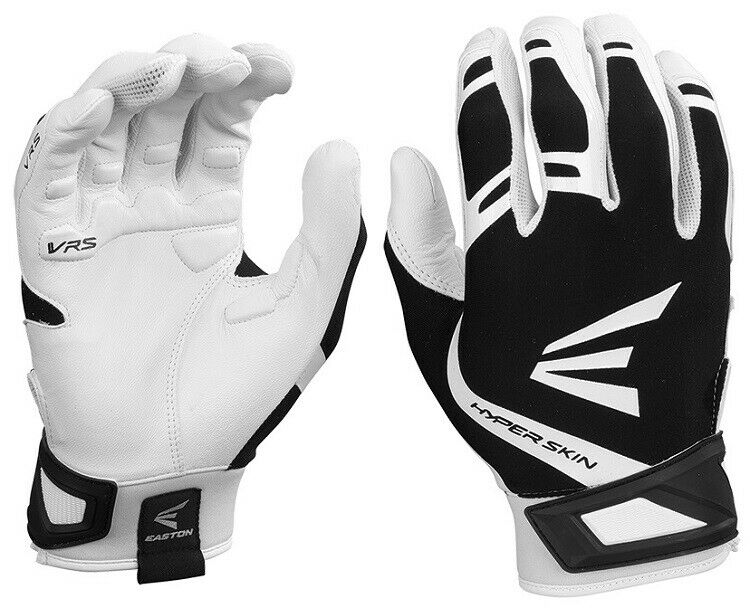 1pr Easton ZF7 VRS Hyperskin Fastpitch Batting Gloves Womens Various Colors/Size