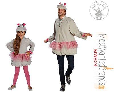 Rubies * Little Nili * Big Nili * Eltern / Kind Kostüm * Nilpferd * Karneval - Eltern Kostüm
