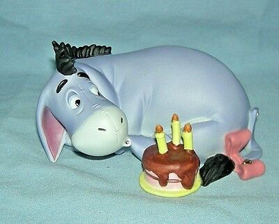 Disney Pooh & Friends Eeyore Figurine MIB