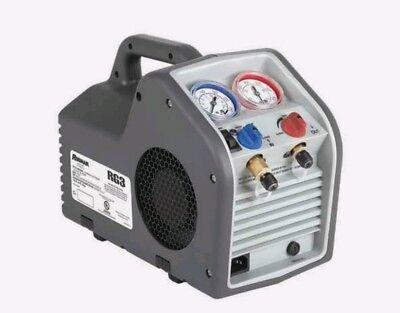 Rg3 Refrigerant Recovery Machine 115v