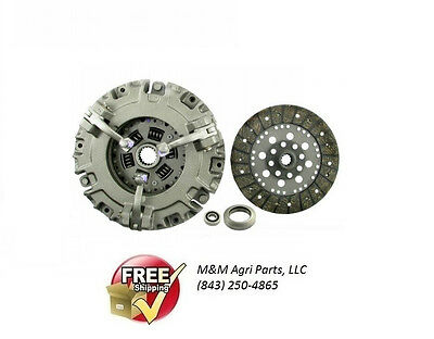 New Dual Stage Clutch Kit John Deere 850 870 950 970 990 1050 1070 Tractor